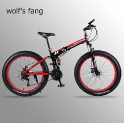 Велосипед wolf's fang [32821512763]