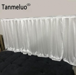 Фуршетные юбки tanmeluo table skirts 30 [32919355336]