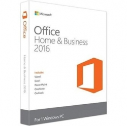 Офисное ПО Microsoft MS Office Home and Business 2016 For Win [33007446946]