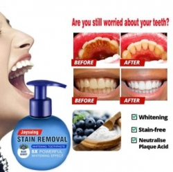 Зубная паста Intensive Stain Removal Whitening Toothpaste [33052481054]