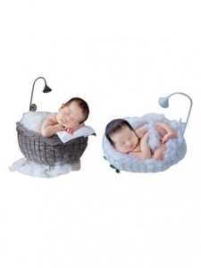 Bassinets Baby Basket Photography Bed [4000130923895]
